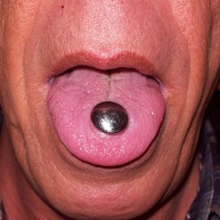 Custom Large Gauge Tongue......