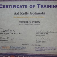 Health Educators Sterilization Seminar