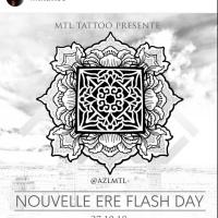MTL TATTOO FLASH DAY
