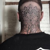 Head Mandala...